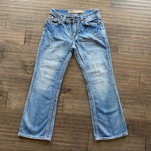 Rock & Roll Cowboy Double Barrel Relaxed Bootcut